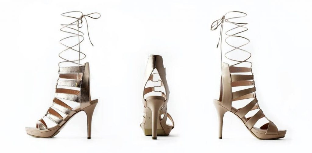 Wear the $900 Olympus One High Heels Designed by a Former SpaceX Exec
