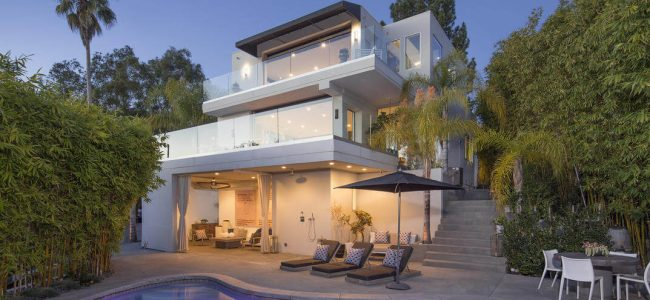 Harry Styles' Hollywood Hills West Home