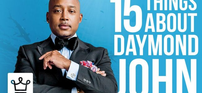 15 Things You Didn't Know About Daymond John