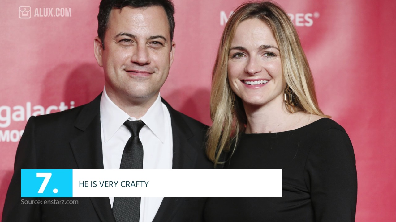 15 Things You Didn't Know About Jimmy Kimmel