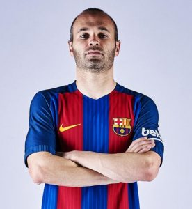 Andrés Iniesta Net Worth