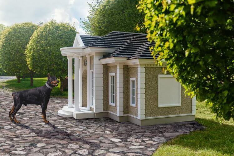 Do You Love Your Dog that Much to Buy a Luxurious $200,000 Dog Manor?