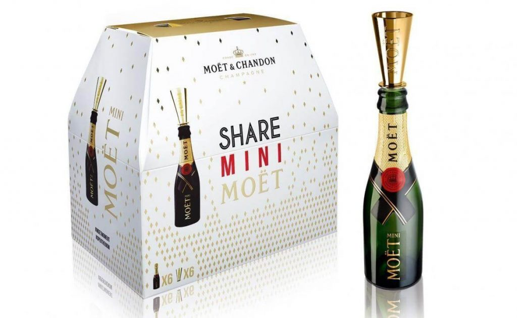 Moët & Chandon Champagne 6-Packs Are Here to Get the Party Started!