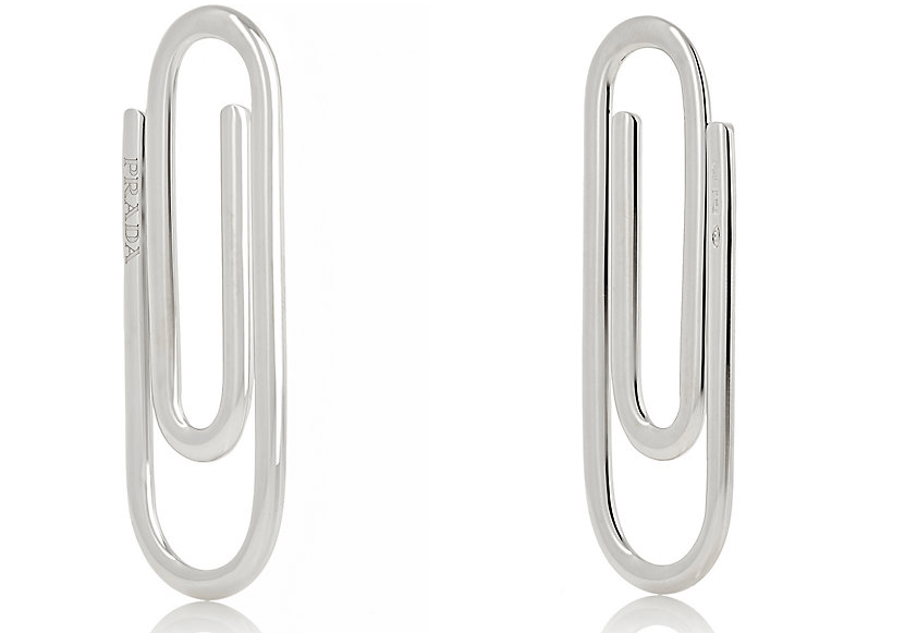 Prada is Selling $185 Paperclip and the Internet Can't Handle it!