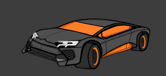 Kreative Minds  a car designing company found by 16 year-old teenager