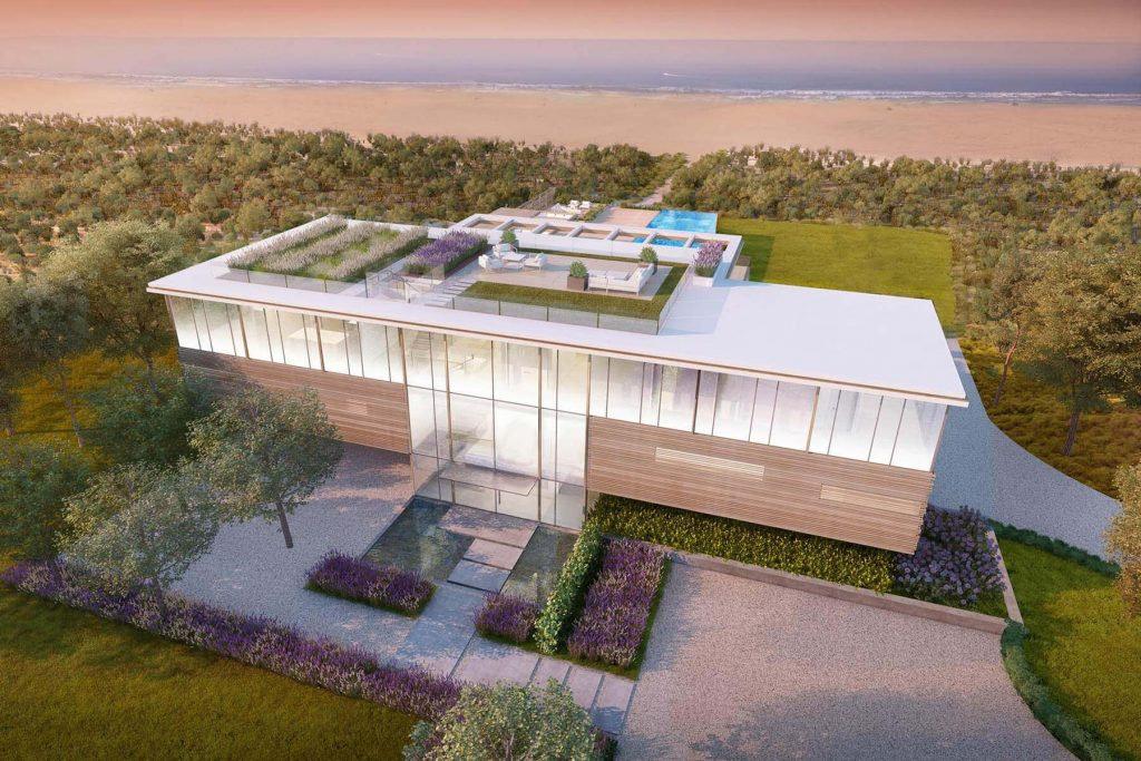 This $45m Hamptons House with Transparent Pool Is the Perfect Getaway Gem!