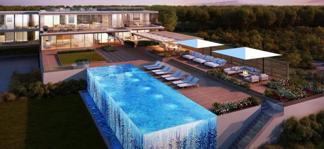 This $45m Hamptons House with Transparent Pool is As Perfect as it Looks!