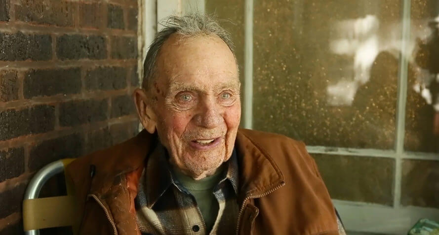 This Modest 98-Year-Old Man Donated Stock Now Worth $2M to Wildlife Charity