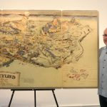 Walt Disney's Original Disneyland Map Sells for $708,000 at Auction