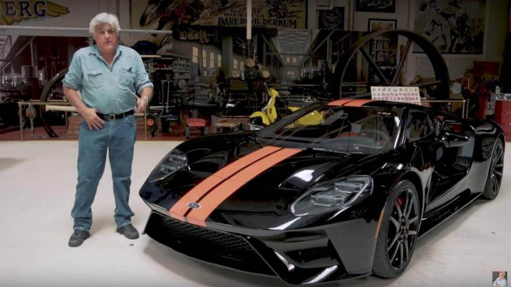We Are So Jealous Of Jay Leno S Newest Addition To His