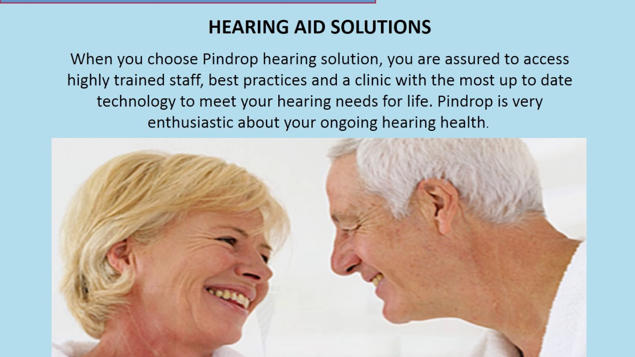 Pindrop Hearing Clinic