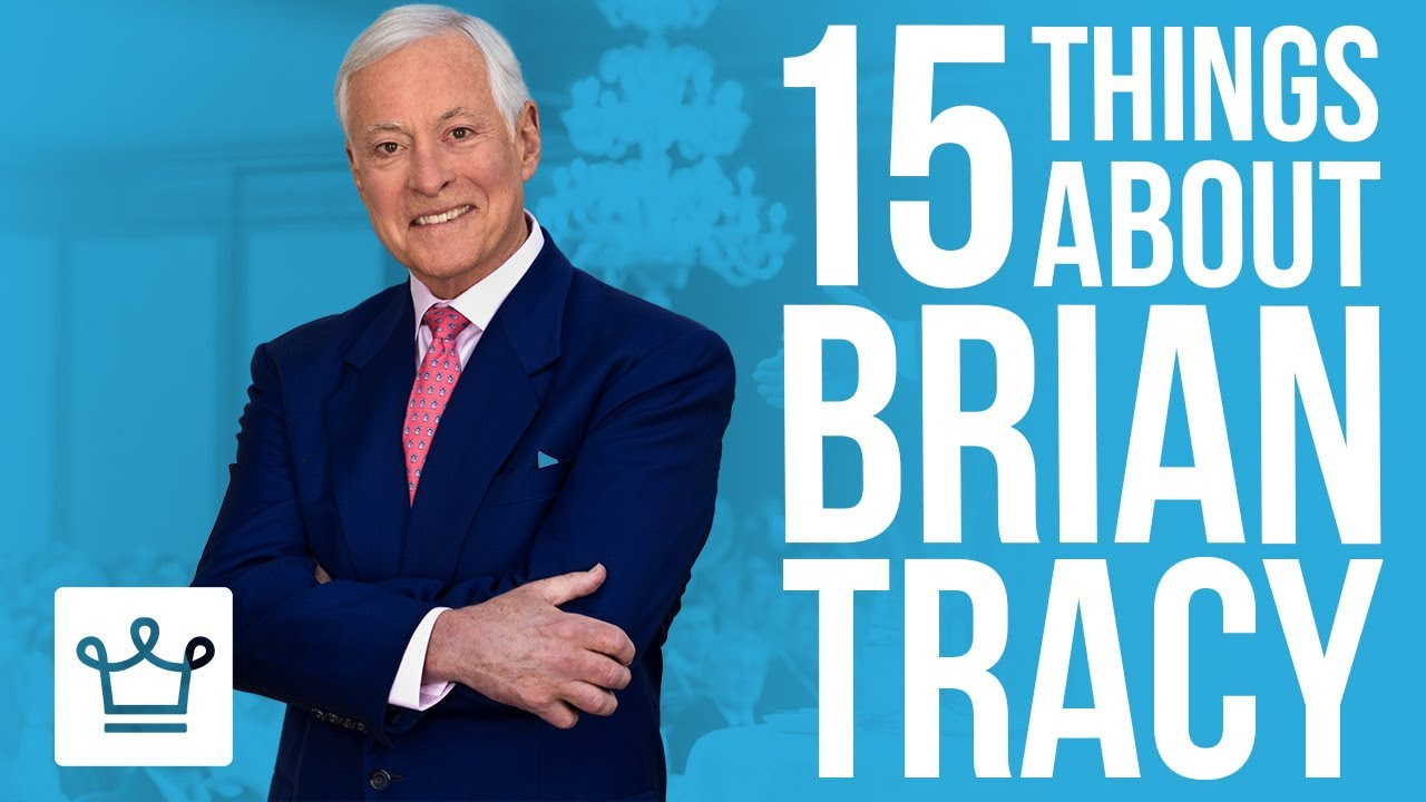 15 Things You Didn't Know About Brian Tracy