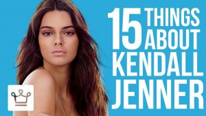 15 Things You Didn't Know About Kendall Jenner