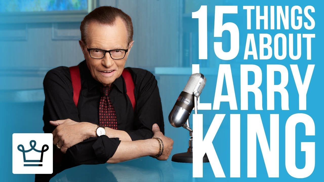 15 Things You Didn't Know About Larry King