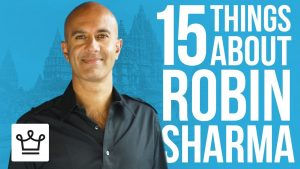 15 Things You Didn't Know About Robin Sharma