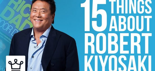 15 Things You Didn't Know About Robert Kiyosaki