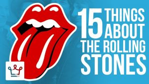 15 Things You Didn't Know About The Rolling Stones