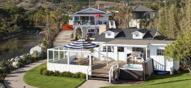 A Look Around Mila Kunis and Ashton Kutcher's New $10M Cali Beach House Will Make You Sigh With Jealousy