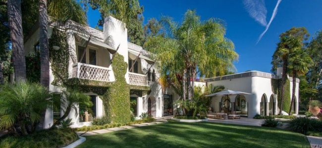 Can Somebody Please Buy Cher's Former Benedict Canyon Drive Mansion?
