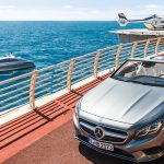 Check out Mercedes Benz's Luxury Yacht Arrow460 Granturismo!