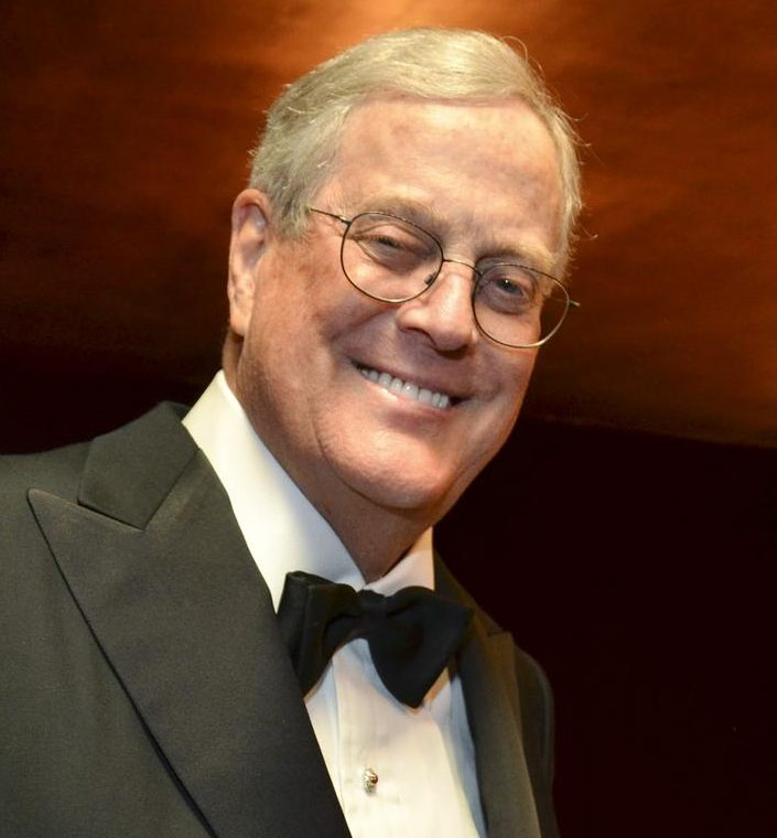 David Koch Net Worth