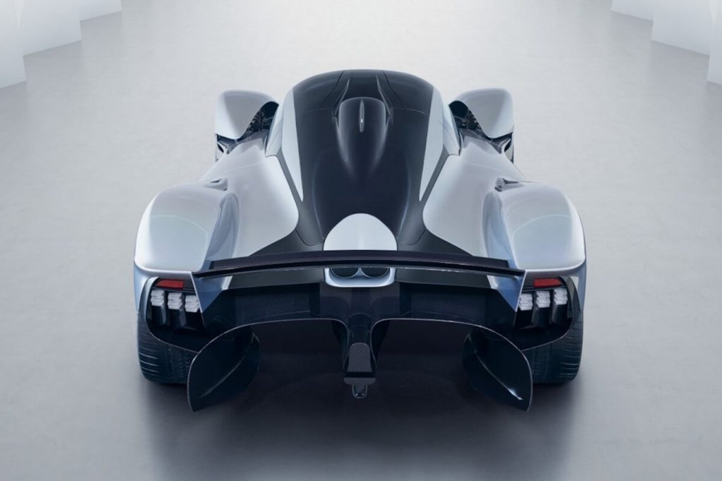 Everything we know about the Aston Martin's Valkyrie $3 Million Hypercar