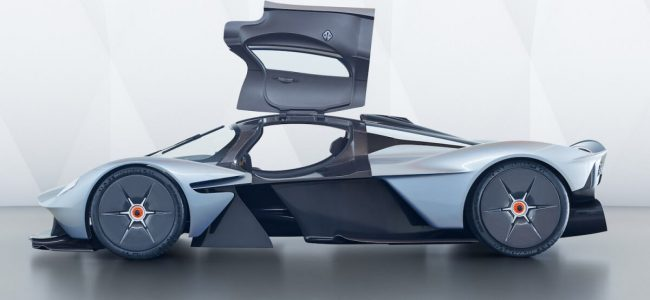 Aston Martin's Valkyrie Is What the Car of Your Dreams Looks Like