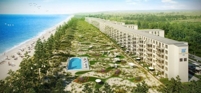 Someone Found & Turned Hitler's Abandoned Nazi Resort into a Luxury Getaway