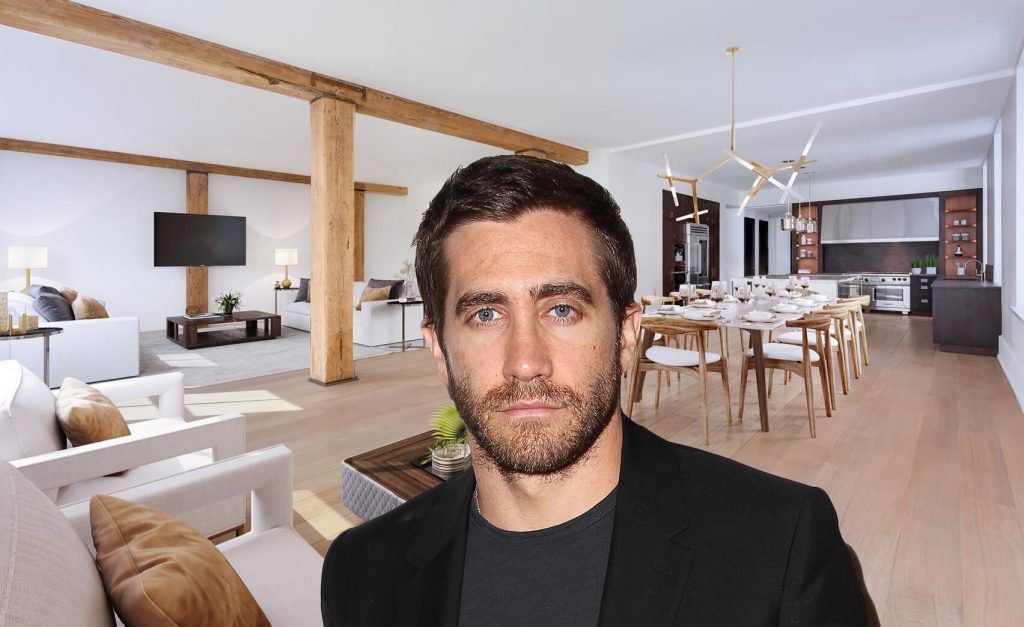 Look Around Jake Gyllenhaal's $8.63M Apartment He Just Bought