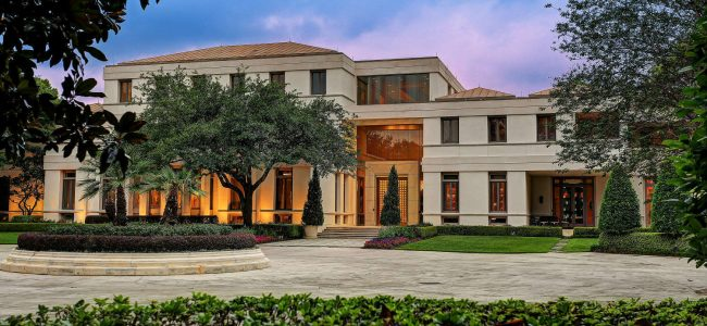 This Luxurious Houston Home Built for Saudi Prince Is on the Market for $20 Million