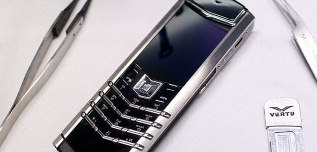 Luxury British Phone Maker Vertu Collapses