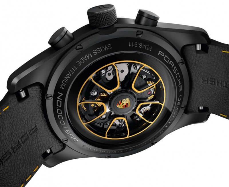 Porsche's 911 Turbo S Exclusive Series Chronograph Watch is As Cool as You Think (19)