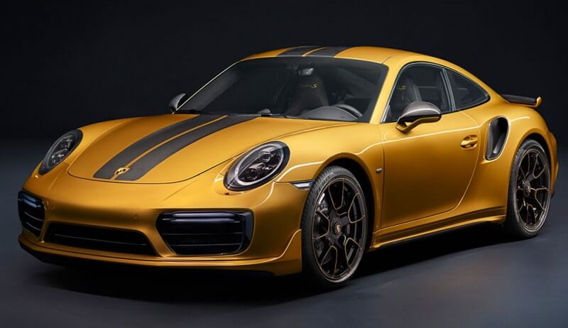 Porsche's 911 Turbo S Exclusive Series Chronograph Watch is As Cool as You Think (4)