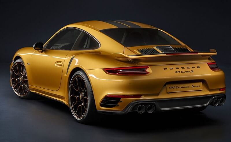 Porsche's 911 Turbo S Exclusive Series Chronograph Watch is As Cool as You Think (5)