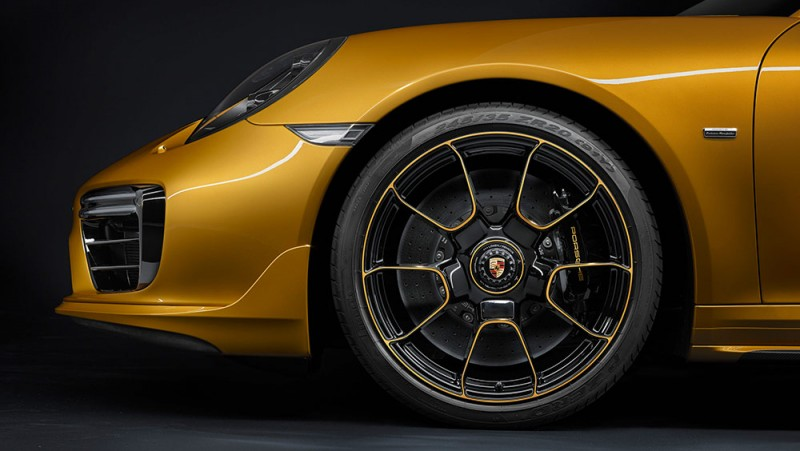 Porsche's 911 Turbo S Exclusive Series Chronograph Watch is As Cool as You Think