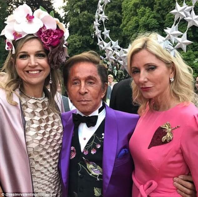 See How Princess Olympia of Greece Spent Her 21st Birthday Party! (15)