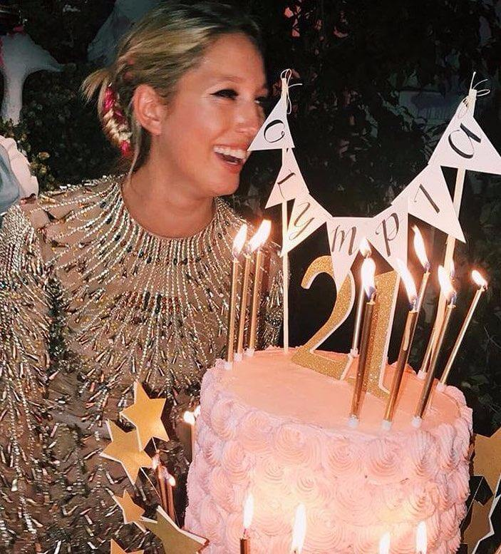 See How Princess Olympia of Greece Spent Her 21st Birthday Party! (23)