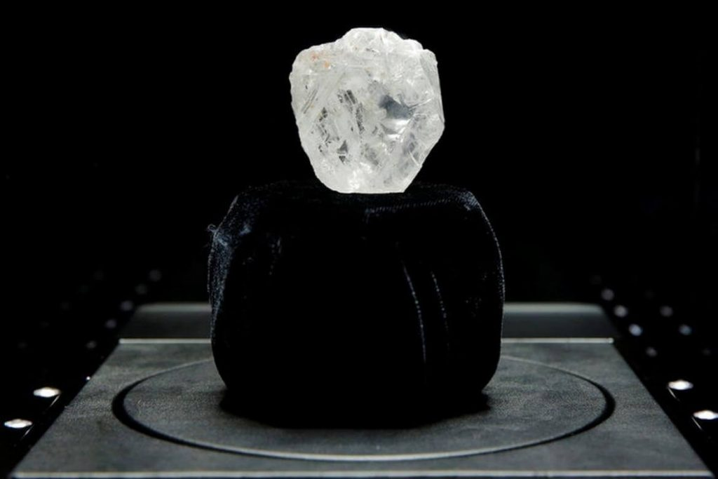 They Couldn't Sell this 1,109 carat Diamond Ranked as World's Second Largest Because it is so big