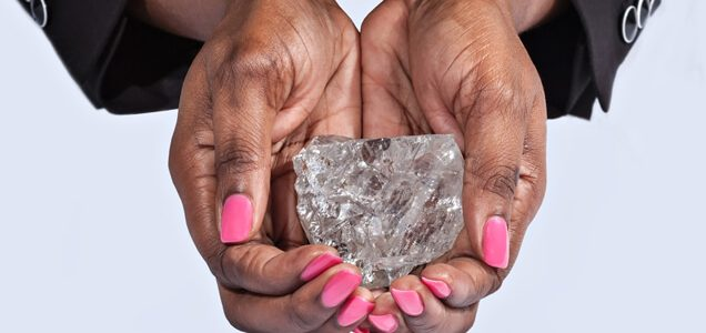 Find out Why This 1,109 Carat Diamond Couldn't Sell
