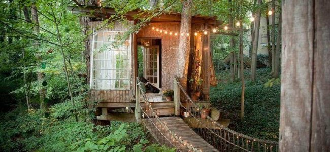 Stay at Airbnb's Most Wanted Property: a Treehouse in Atlanta