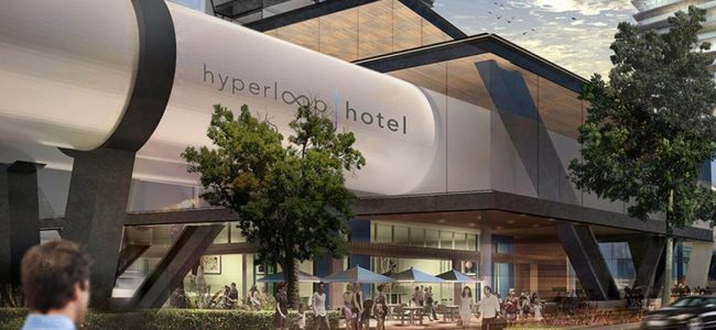 This Place Called Hyperloop Hotel Lets You Travel between Cities without Leaving Your Room (3)