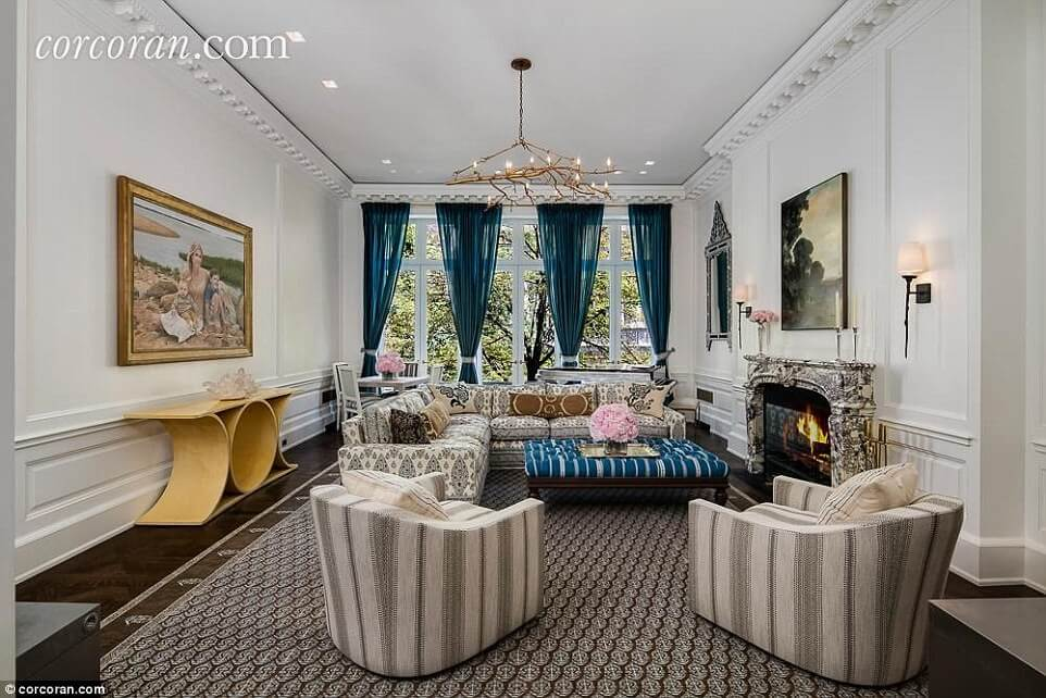 Tour Qatar's Royal Family's New York Mansion Worth $41M They Bought Just for their Servants