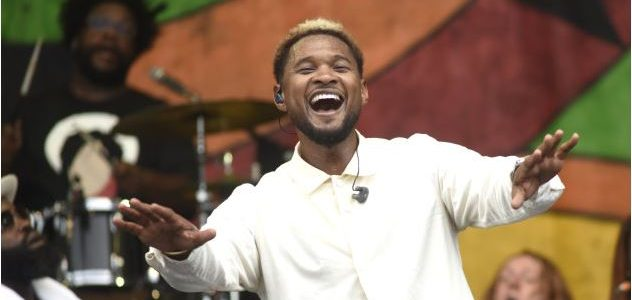 Usher had to pay after transmitting herpes