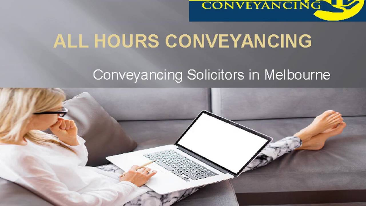 All Hours Conveyancing- Property Conveyancing Services in Melbourne