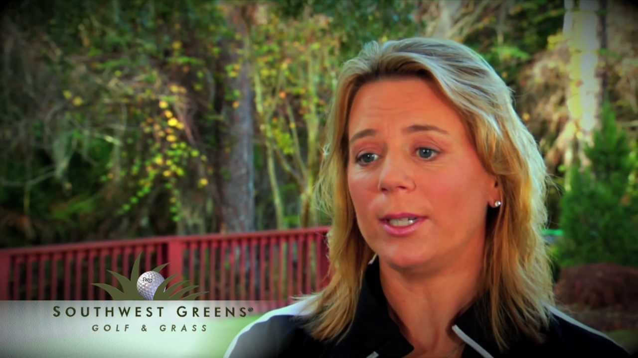 Annika Sörenstam and Southwest Greens International