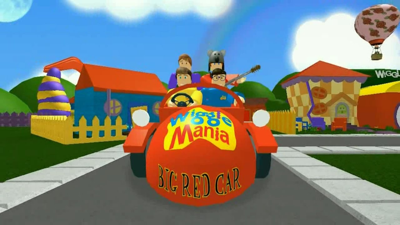 Wigglemania – Toot Toot, Chugga Chugga, Big Red Car (Music Video)
