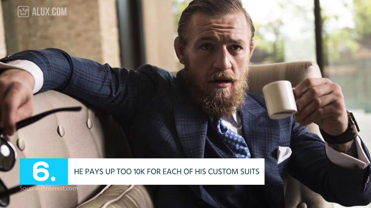 15 Things You Didn't Know About Conor McGregor