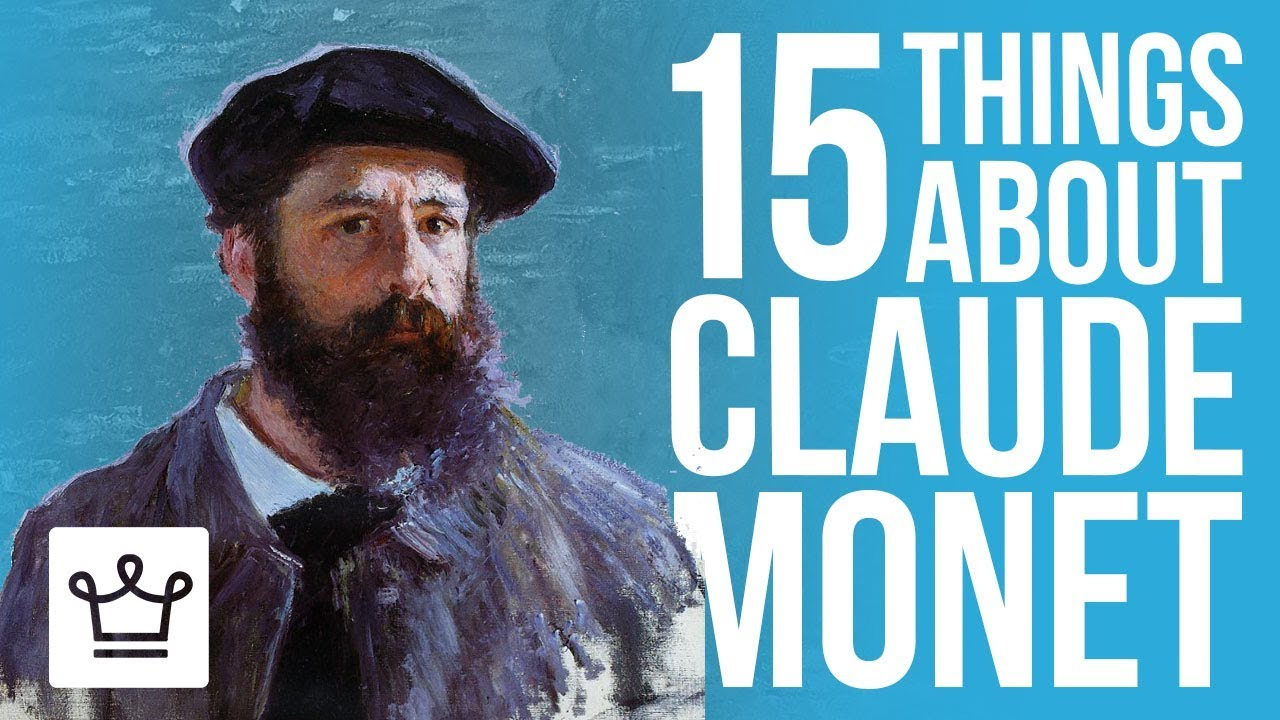 15 Things You Didn't Know About Claude Monet