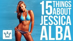 15 Things You Didn't Know About Jessica Alba
