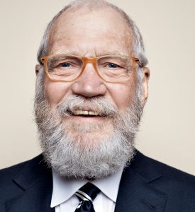 David Letterman Net Worth